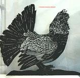 Art.Nr.: 6360H80 Hausschmuck Auerhahn - RESTPOSTEN