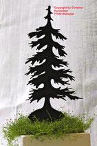 Art.Nr.: 6238ST - Pflanzenstecker Tannenbaum