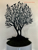 Art.Nr.: 6304ST - Pflanzenstecker Baum