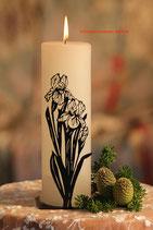 Art.Nr.: 6104K Kerzenständer Lilie