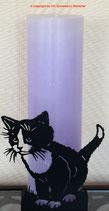 Art.Nr.: 6113K Kerzenständer Kätzchen