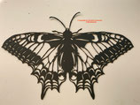 Art.Nr.: 8028F Fensterbild Schmetterling
