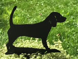 Art.Nr.: 6273ST - Pflanzenstecker Hund