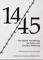 14/45. Der Süden Vorarlbergs im Zeitalter derExtreme.
