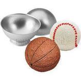 Sports ball pan set