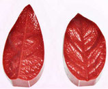 Stampo foglia di Giglio 3D
