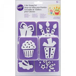 Cake stamp set Figure