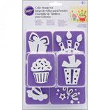 Cake stamp set Figure