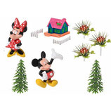 Kit per torta Topolino e Minnie