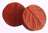 Stampo foglia di Rosa 3D
