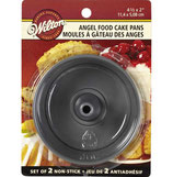 SET 2 MINI ANGEL FOOD wilton