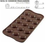 CHOCO MACARON