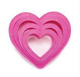 Set Taglia Pasta cuore