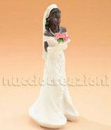 Sposa di colore