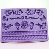 Stampo arabo in silicone