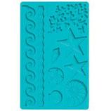 Stampo mare in silicone