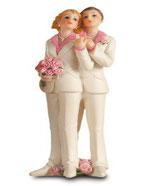 Spose vestite in chiaro