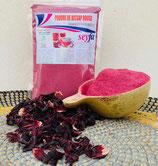 BISSAP ou hibiscus en poudre rouge 250 g