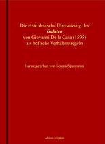 Die erste deutsche Übersetzung des »Galateo« von Giovanni Della Casa (1595)