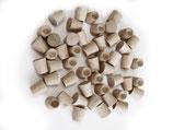 Zuchtpfropfen aus Holz