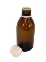 Säureflasche mit Tropfmontur 200 ml