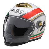 N-43E Trilogy ITALY metal white