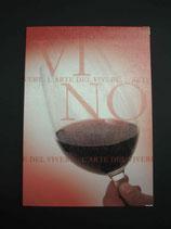 Weinkarte Groß 10-Seitig 25cm x 35 cm