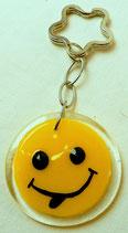 """Schlüsselanhänger """"Smiley"""""""