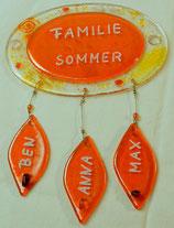"Schild ""Sommer"""