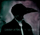 CD - Danny Attack - Verses - Preorder - Release November 2018