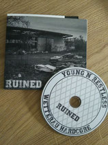 CD - Young ´n´ Restless - Ruined ep - Hardcore