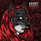 CD - Invoke - Nomads - ep - Metalcore