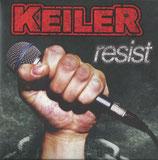 Keiler - Resist ep  - CD - Hardcore