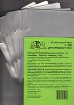 550-Folien-SPARPAKET für STEUERGESETZE/RICHTLINIEN/ERLASSE (o.a. rote Beck-Ordner)
