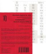 DürckheimRegister Nr. 2160: SCHÖNFELDER Ergänzungsband