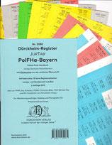 PolFHa-BAYERN Griffregister Nr. 2085