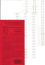 SARTORIUS II - Internationale Verträge Europarecht - Griffregister Nr. 883