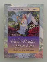 Das ENGEL ORAKEL für jeden TAG - von Doreen Virtue