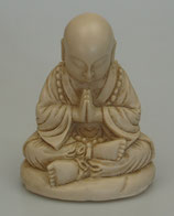 Mönch aus Kunstharz