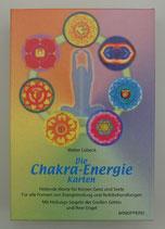 Die CHAKRA-ENERGIE-KARTEN - von Walter Lübeck