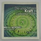 Die unsichtbare Kraft in Lebensmitteln - BIO und NICHTBIO im VERGLEICH - von Walter Dänzer