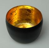 »Goldenes Licht« Leuchtschale 7,5 x 5 cm
