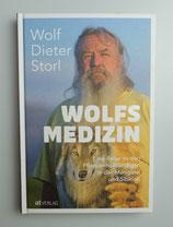 WOLFSMEDIZIN - Wolf-Dieter Storl