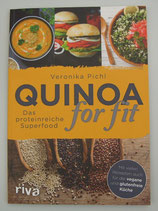 QUINOA for fit - Das proteinreiche SUPERFOOD - von Veronika Pichl