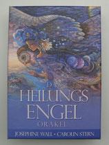 Das HEILUNGSENGEL-ORAKEL - von Josephine Wall/Carolin Stern