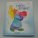 Hallo Engel! - ENGELGEDICHTE und ENGELGEBETE für Kinder, von Verena Flori/Conny Wolf