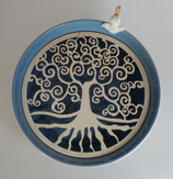 Baum des Lebens - aus Birkenholz