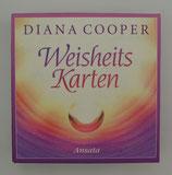 WEISHEITSKARTEN - von Diana Cooper