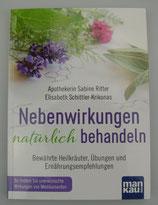 Nebenwirkungen NATÜRLICH behandeln, von Sabine Ritter/Elisabeth Schittler-Krikonas