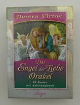 Das ENGEL der LIEBE-ORAKEL - von Doreen Virtue